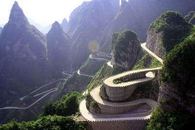 Необычные дороги