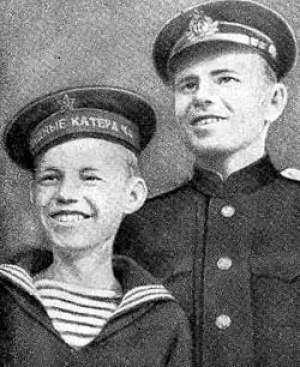 Тринадцатилетний капитан