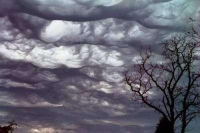 Такие разные облака...