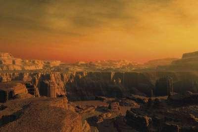Планета Солнечной системы Венера