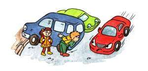 Правила безопасности детей на дорогах