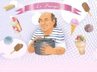 История мороженого