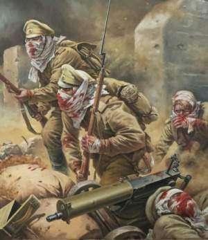 Атака мертвецов или Русские не сдаются.