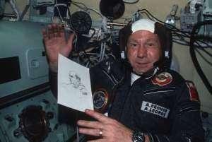 Алексей Леонов. Детство космонавта.