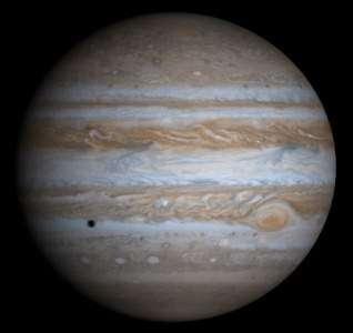 Планета Солнечной системы Юпитер