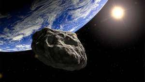 Космические астероиды
