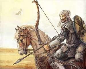 Ермак покоритель Сибири