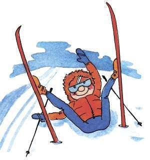 История лыж