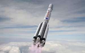 Взлет ракеты