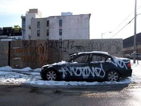 Не треба паркуватися в Брукліні (5 фотографій)