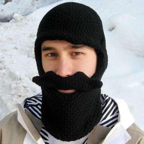 Залікові зимові шапки (4 фото)