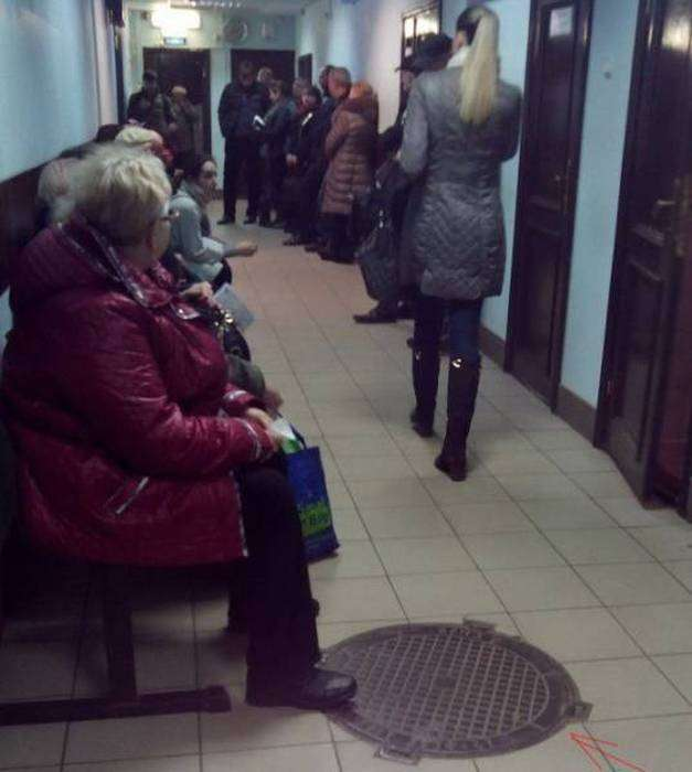 Фото, які можливо було зробити тільки в Росії (40 фото)