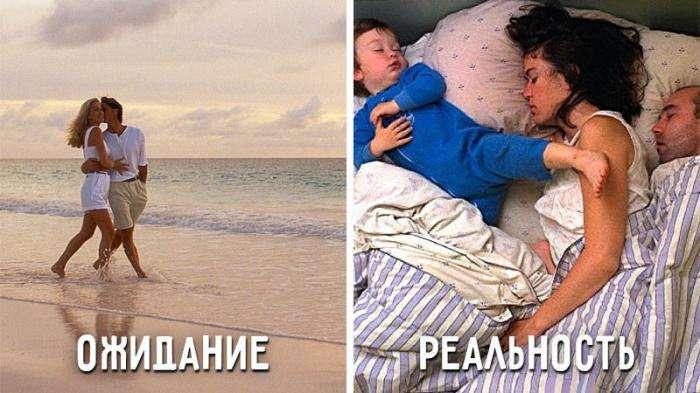 Виховання дітей: очікування і реальність (9 фото)