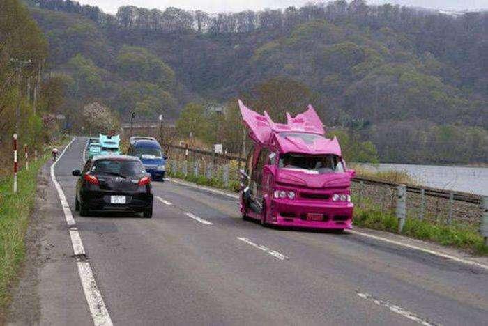 Автомобільний гумор (39 фото)